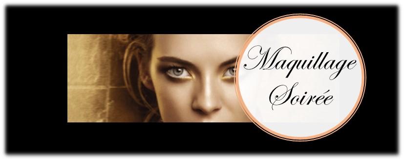 thème maoya maquillage soirée