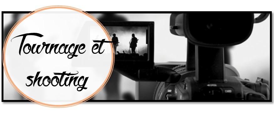 presta pour les pros tournage et shooting