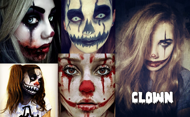 halloween-maquillage-clown