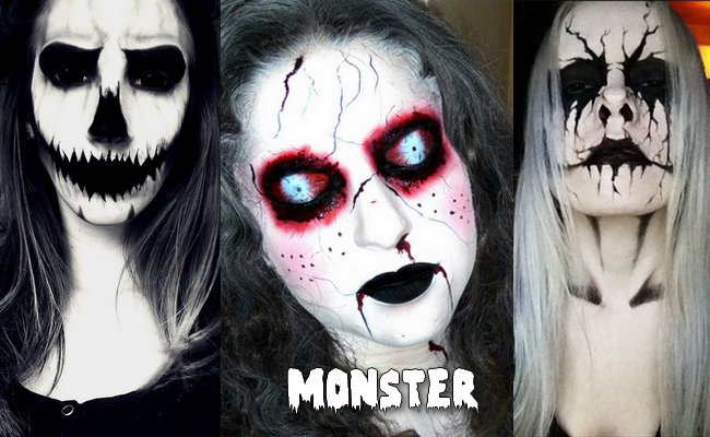halloween-maquillage-montre