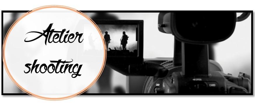 Ateliers beautés shooting