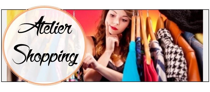 Atelier shopping